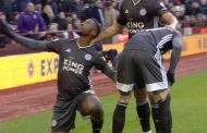 Iheanacho Happy To Score, Get Assist In Leicester City's 'Fantastic' Victory