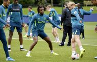 Iwobi, Everton Colleagues Get Curious Over Identity Of Toffees' Next Coach