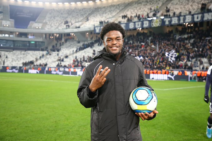 Josh Maja Makes Nigerian History With Hat Trick For Bordeaux In France