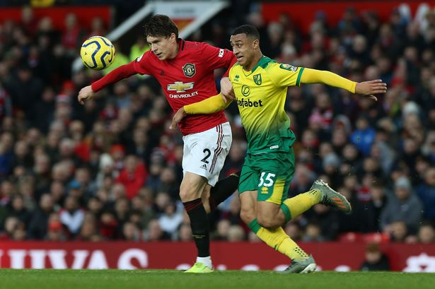 Norwich's Adam Idah Gets Plaudits For Outing Against Manchester United