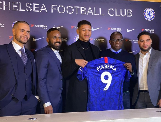 Chelsea's New Signing Emerges From Same Stable With Anjorin, Ike Ugbo