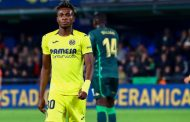 Samuel Chukwueze Welcomes New Attack Partner Into Villarreal's Squad