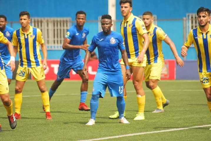 Dimgba: I'm Happy To Keep Enyimba On Course For Continental Glory