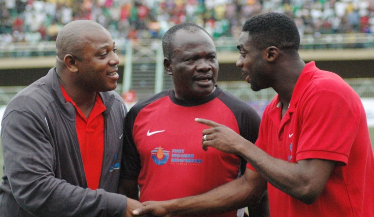 Erico: No Sane Coach Will Submit His Players' List To Technical Committee