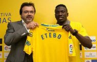 Etebo Officially Joins Getafe, Targets Copa Del Rey Debut On Saturday