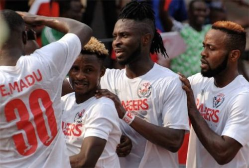 Ibrahim Olawoyin Relishes Scoring In Third Straight Victory For Rangers
