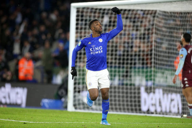 Iheanacho Turns Focus Fully On Beating Southampton This Weekend