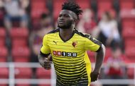 Isaac Success' Replacement Arrives At Watford, From Udinese Of Italy