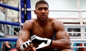 Anthony Joshua Gets January 31 Deadline For IBF World Title Fight