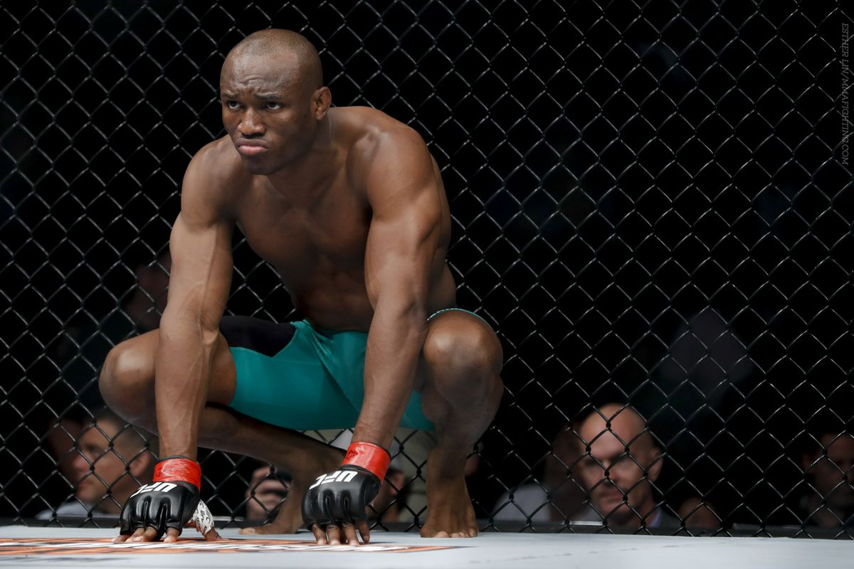 Kamaru Usman Calls Out Karma On Hackers Of His Twitter Account