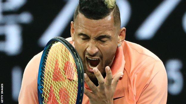 Kyrgios Sets Up Epic Clash With Nadal, Thiem Also Through At Australia Open