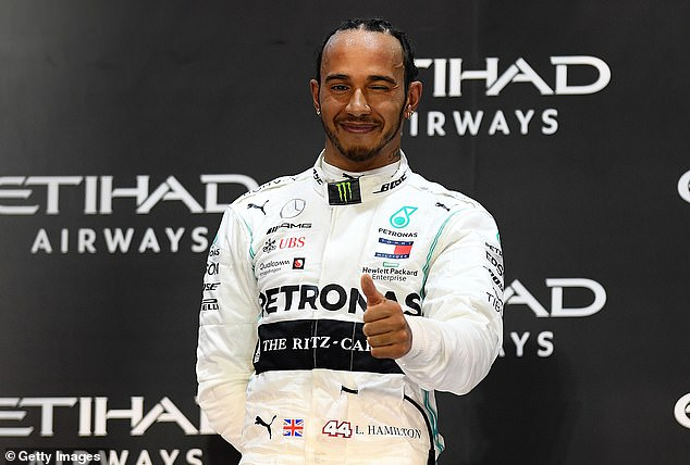 Lewis Hamilton Plans Moving Fully Into Movie Acting After Retiring