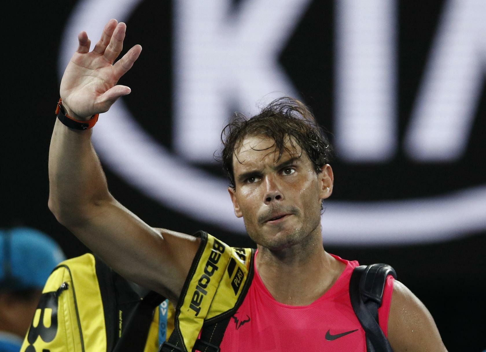 Nadal, Wawrinka Out Of Australian Open; Thiem, Zverev Keep Cruising
