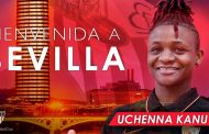 Uchenna Kanu Gets Special Welcome Message, After Joining Sevilla Ladies