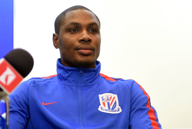 Ighalo Enters Shock January Transfer Link With Manchester United