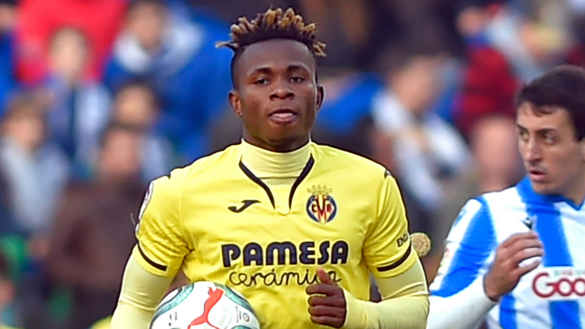 Chukwueze Helps Villarreal In Victory, Outshines Club's Biggest Signing Ever