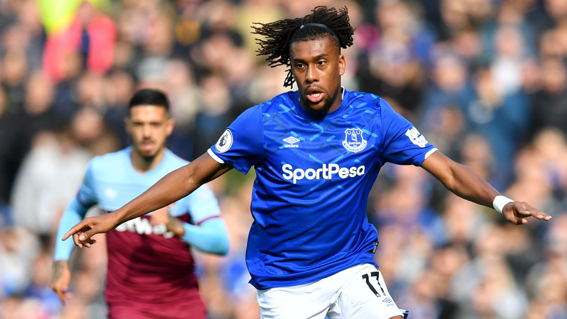 Iwobi Wants Everton's Playmaker's Role Against Arsenal On Sunday