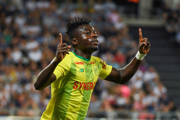 Moses Simon Cleared From Injury, Set To Battle Metz On Saturday In Ligue 1