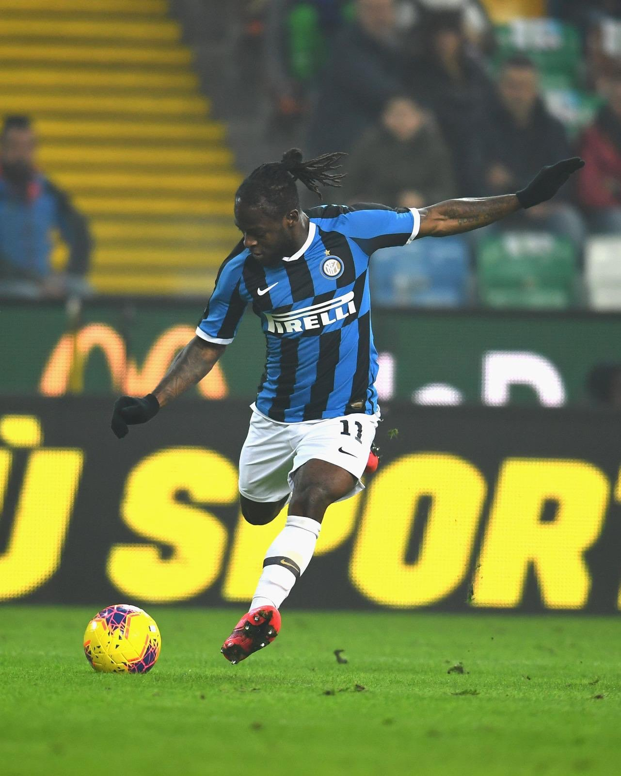 Victor Moses Turns Attention Toward Milan Derby, After Sinking Udinese