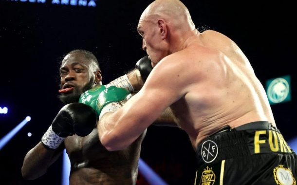 Fury/Wilder 3 Happening As Wilder Triggers Rematch Clause