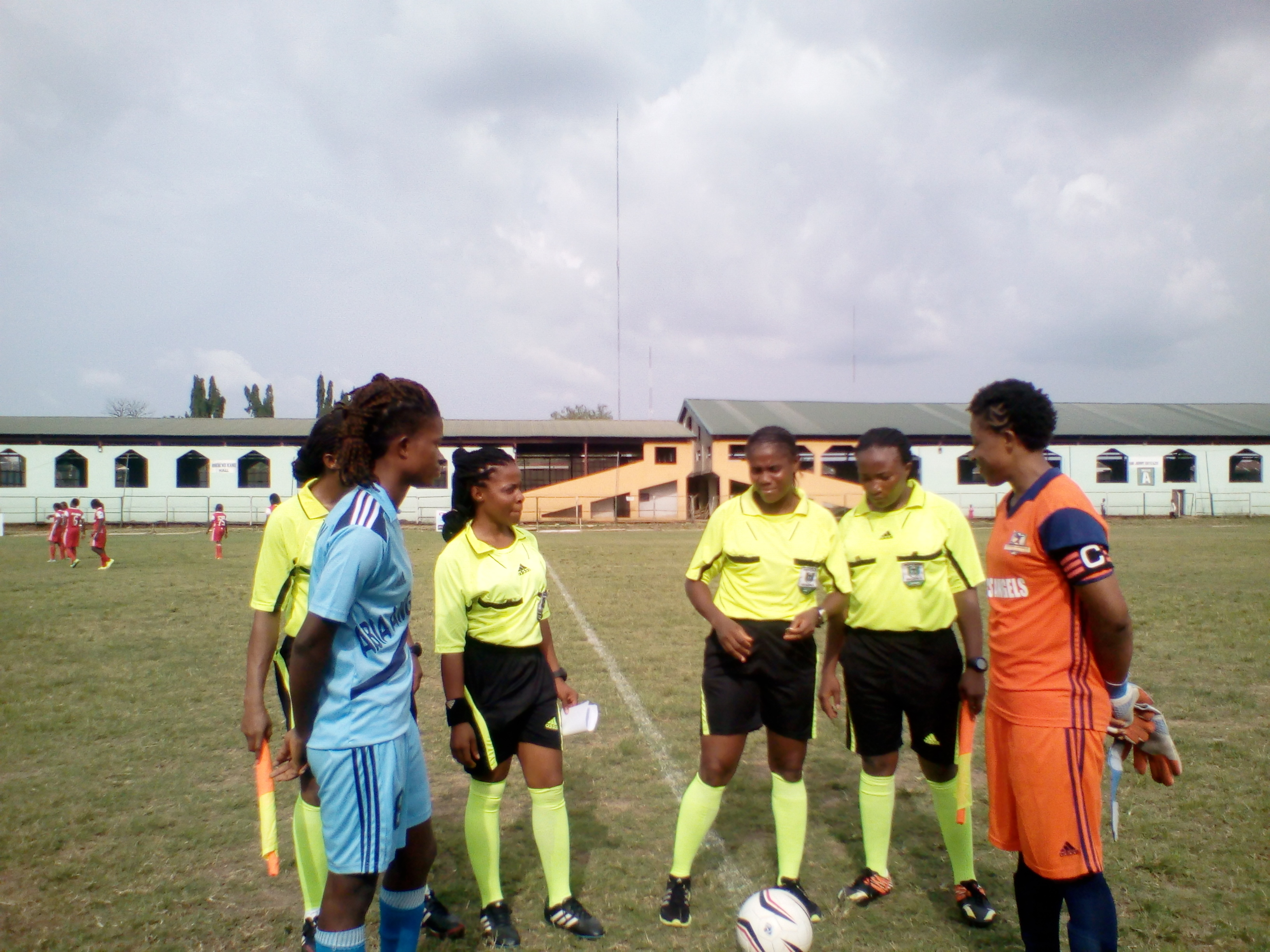 Nigeria Women Football League Kick-off Now Scheduled For March 18th
