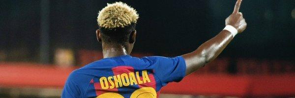 Oshoala Targets Spanish Super Cup Success With Barcelona Femeni