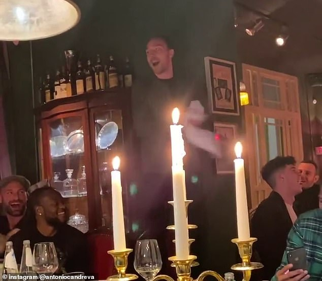 Victor Moses Wows Inter Milan Pals By Performing Dizzee Rascal's Song