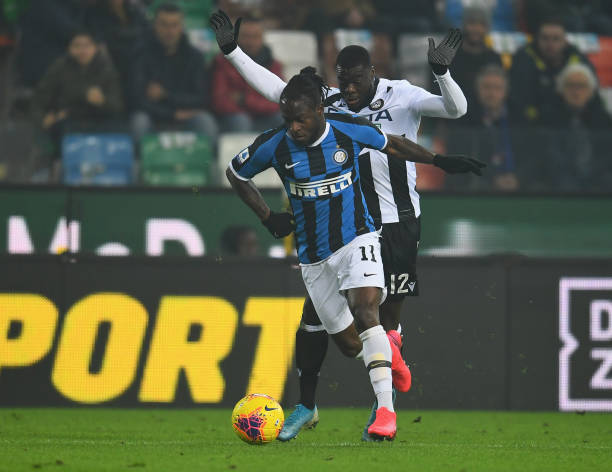 Victor Moses Seeks Immediate Revival For Inter Milan Against SS Lazio