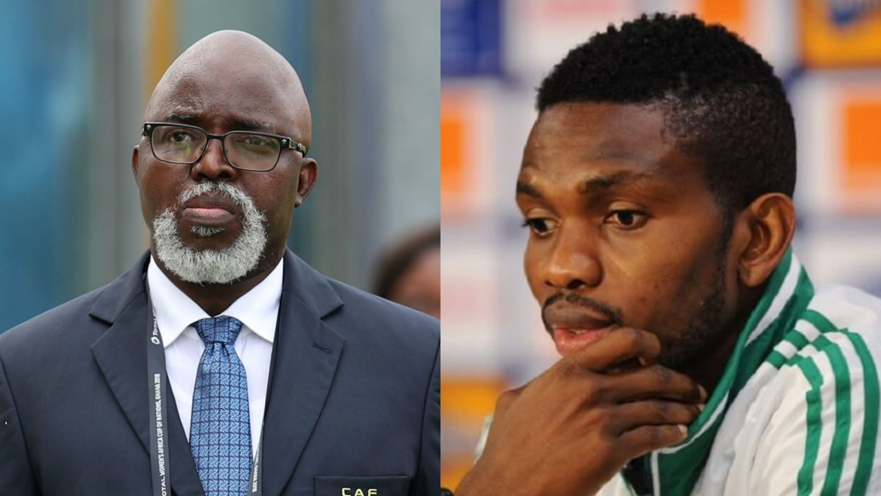 Yobo Gets Pinnick's Promise Of Total Support Toward Coaching Certificate