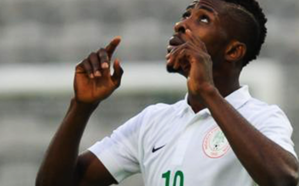 Iheanacho Makes Eagles' List For 2021 AFCON Qualifiers Against Sierra Leone