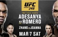Adesanya Very Brave In Asking For Romero In Title Defence – UFC Boss