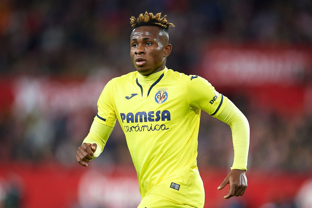 Chukwueze Set To Cost Chelsea More Than €35m In Summer Transfer Fee