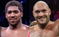 Anthony Joshua Must Fight Fury This Year In United Kingdom - Hearn