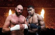 Joshua Takes Cynical Swipe At Tyson Fury's 'Low' Number Of Big Fights