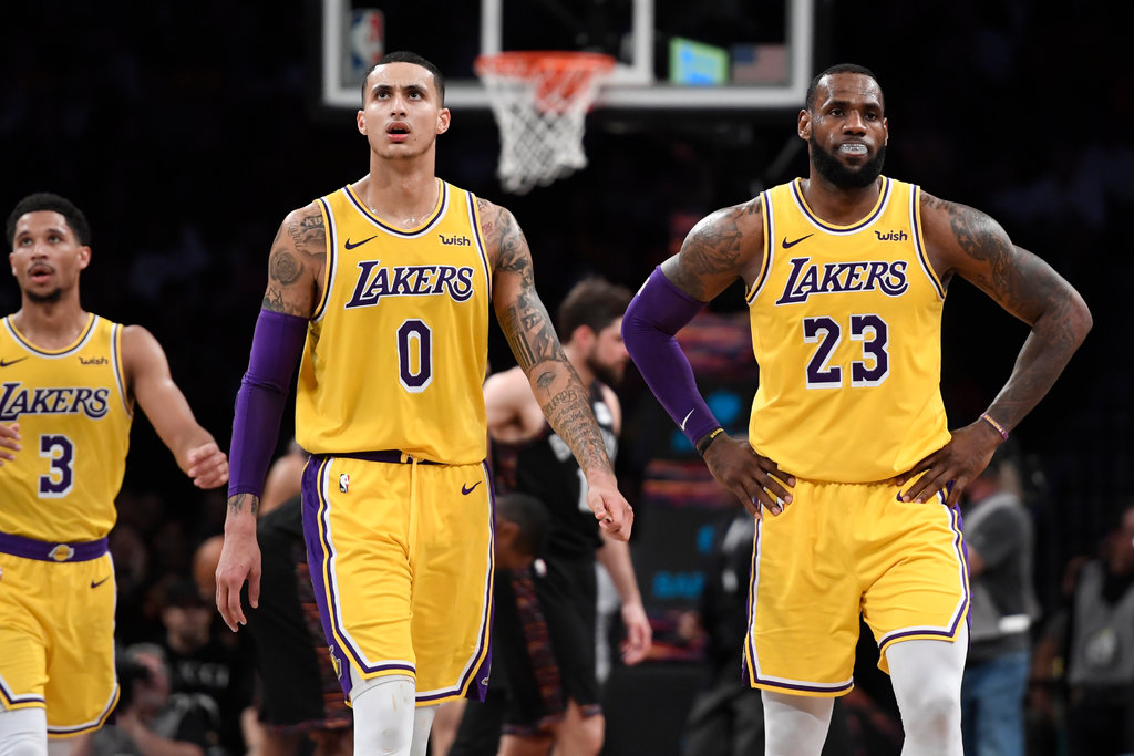 LA Lakers Confirm Two Players Have Tested Positive To Coronavirus