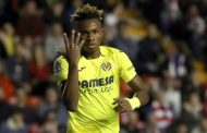 Chukwueze Wants LaLiga Season To Be Completed, Rules Out Cancellation