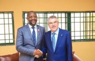 Sports Minister Gets IOC's Accolades For Campaign Against Coronavirus