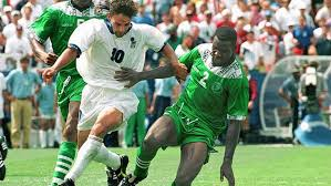 Eguavoen: Poor Time Management Cost Us Win Against Italy At USA '94