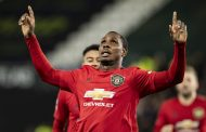 Odion Ighalo Speaks: I'm Inspired By Lots Of Things At Manchester United