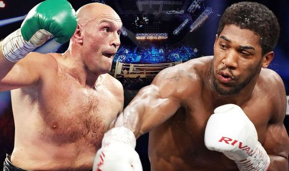 Joshua Throws Open Challenge At Tyson Fury For Unification Fight