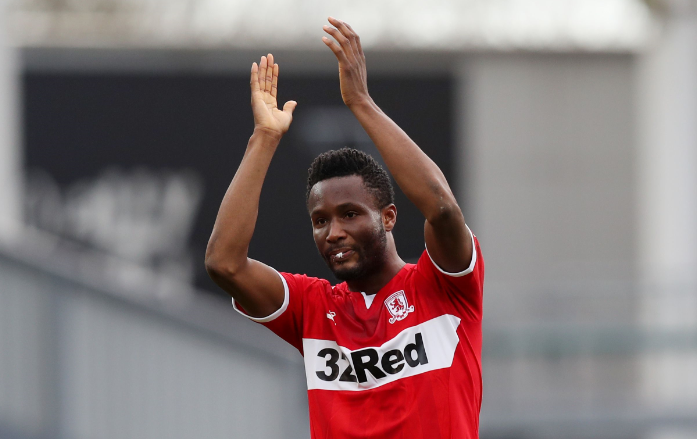 Mikel: I'm Not Sure About Botafogo's Offer, I'm Still Thinking About It