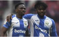Omeruo, Awaziem, Other LaLiga Players Face Longer Time Of Inactivity