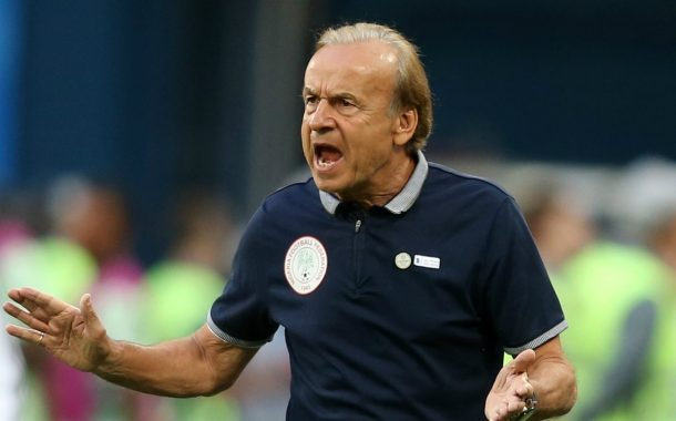 Rohr Raises Eyebrows Over Pinnick's Exposure Of His Contract Terms