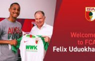 Uduokhai Heads Out Of Augsburg, Back To Wolfsburg This Summer