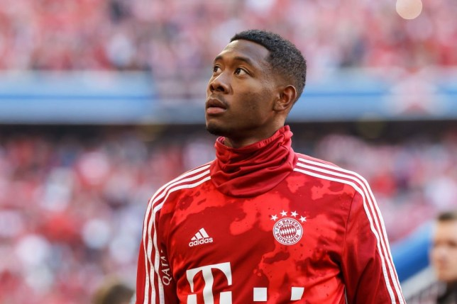 David Alaba Hit With Fresh Summer Transfer Option By Inter Milan Of Italy