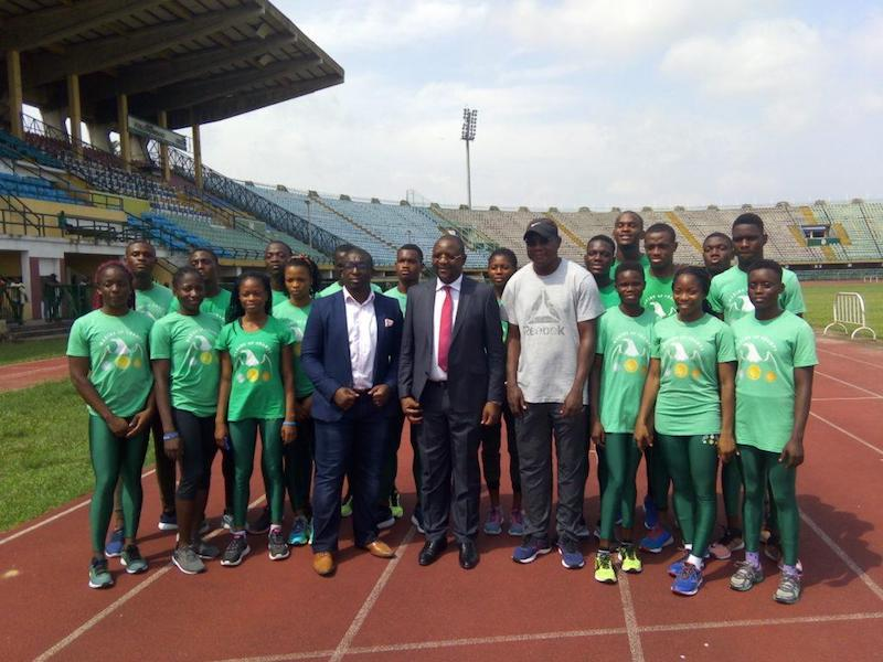 Utitofon James Eyes Spot In Nigeria's Contingent To Olympic Games