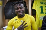 Moses Simon Sticks With FC Nantes Of France, After Signing 4-year Contract