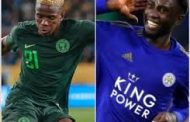 Ndidi, Osimhen Set To Exchange Euro Bases With Each Other This Summer