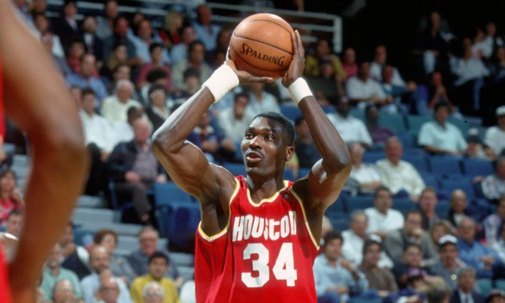 Hakeem Olajuwon Cited In Roll Call Of NBA's Iconic Players With Jersey No.34