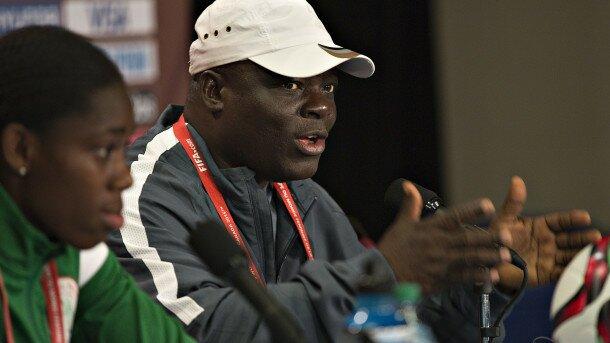 Asisat Oshoala Reveals Coach Edwin Okon's Role In Shaping Her Career